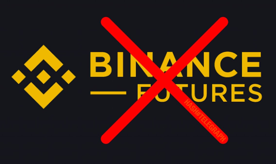 Binance stops trading cryptocurrency derivatives in Australia