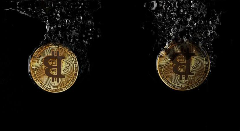 Bitcoin is recovering after falling below $40,000 amid positive sentiment from Evergrande.
