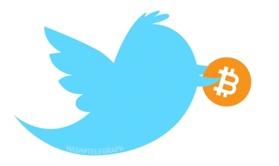 Twitter officially adds support for bitcoin transactions
