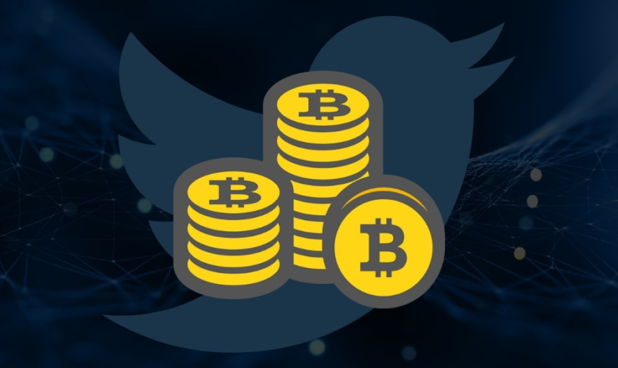 Twitter has officially added support for bitcoin transactions☝️