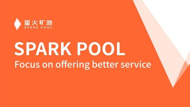 SparkPool mining pool will not serve Chinese users❗️